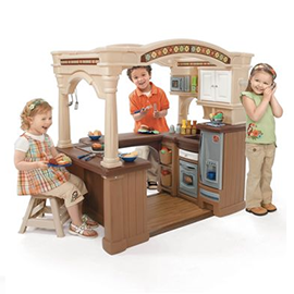 Kids kitchen set for 2 year olds