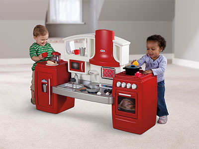 Toy kitchen sets