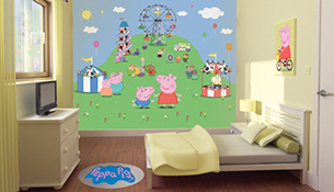 Toy for 2 year old Peppa Pig