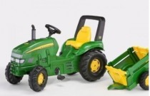 John Deere Ride On Tractor Toy for 2 year olds