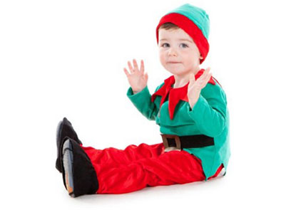 Christmas costumes for 2 year olds