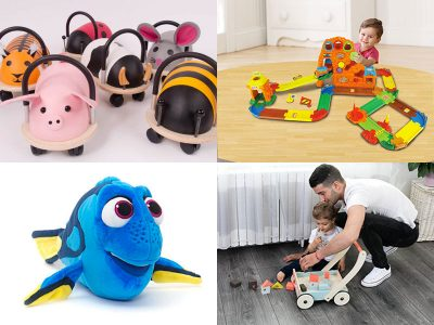 10 best toys for toddlers Christmas 2016