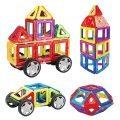 INTEY Magnetic Building Blocks 32-Pcs Magnetic Blocks